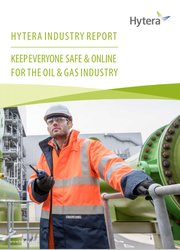 Hytera Industry Report for Oil&Gas