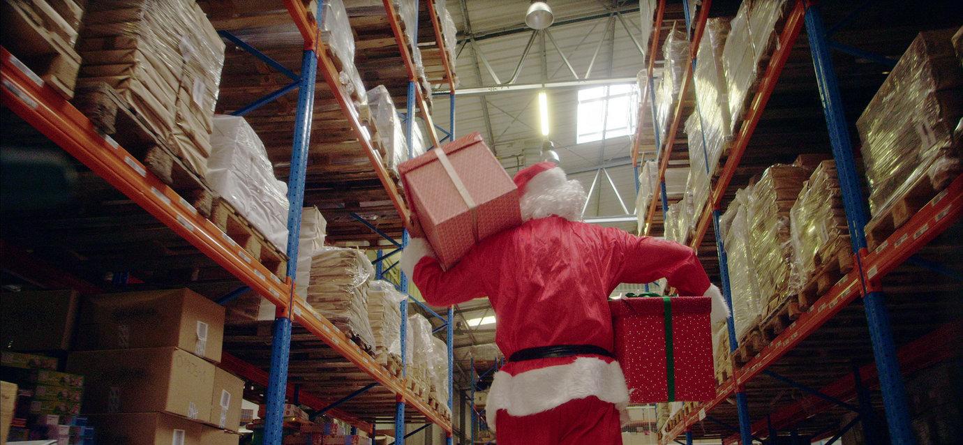 Santa logistics