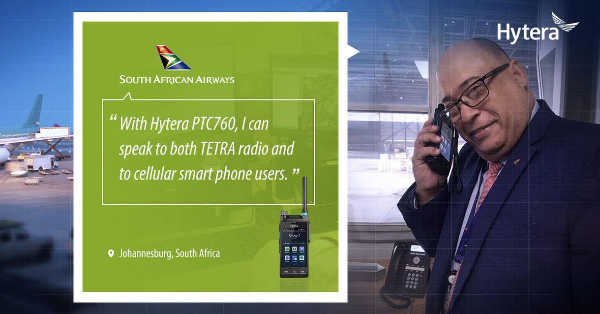 案例south africa airlines