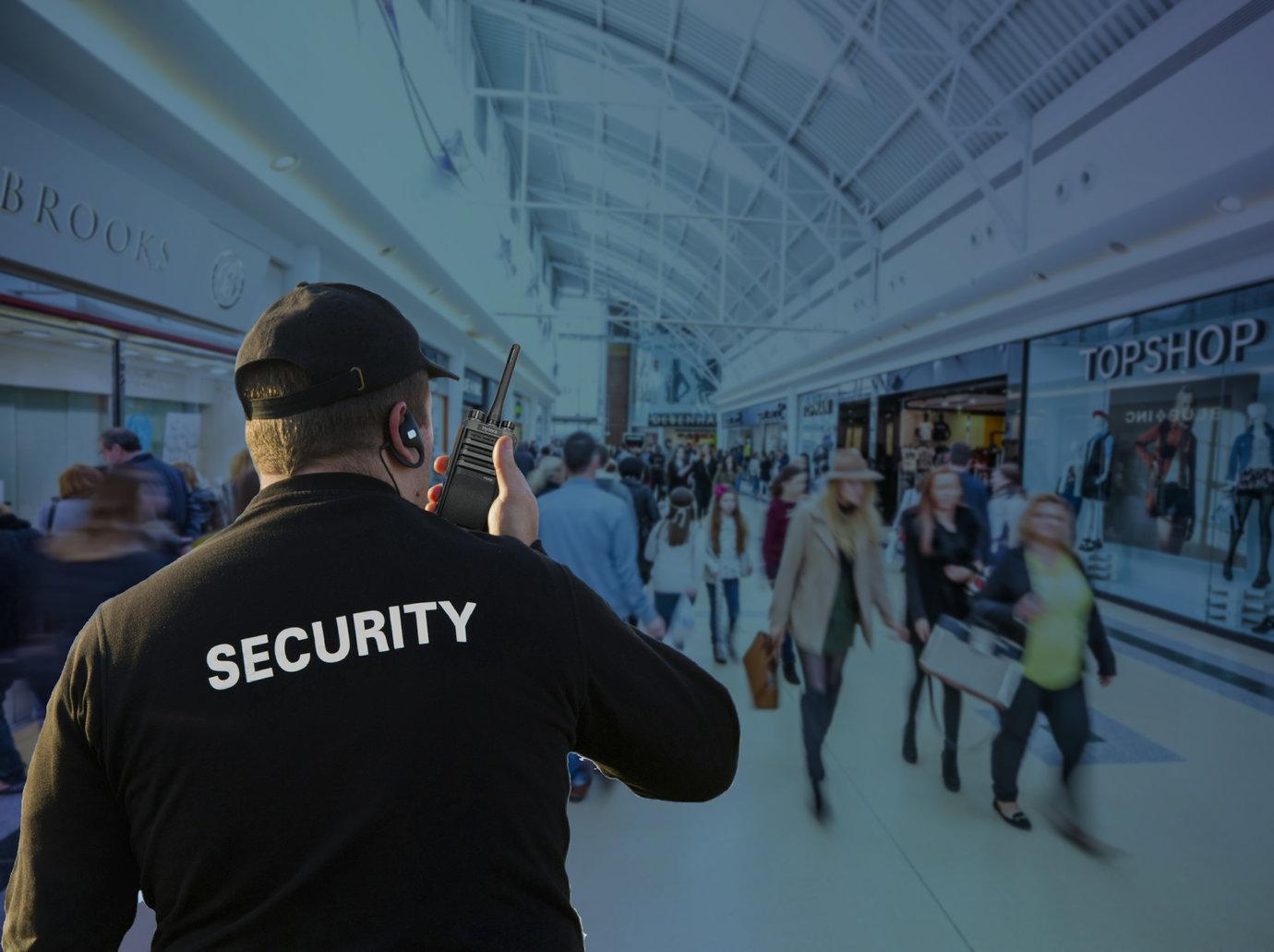 Essential features security radio