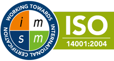 Iso 14001 Badge Large