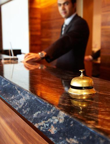 Hotel small