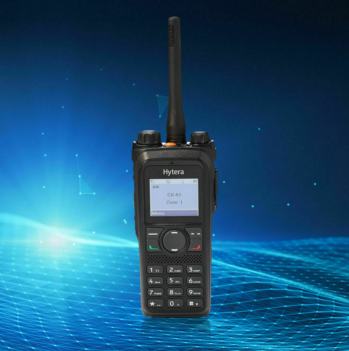 0000 hytera products blue PD985