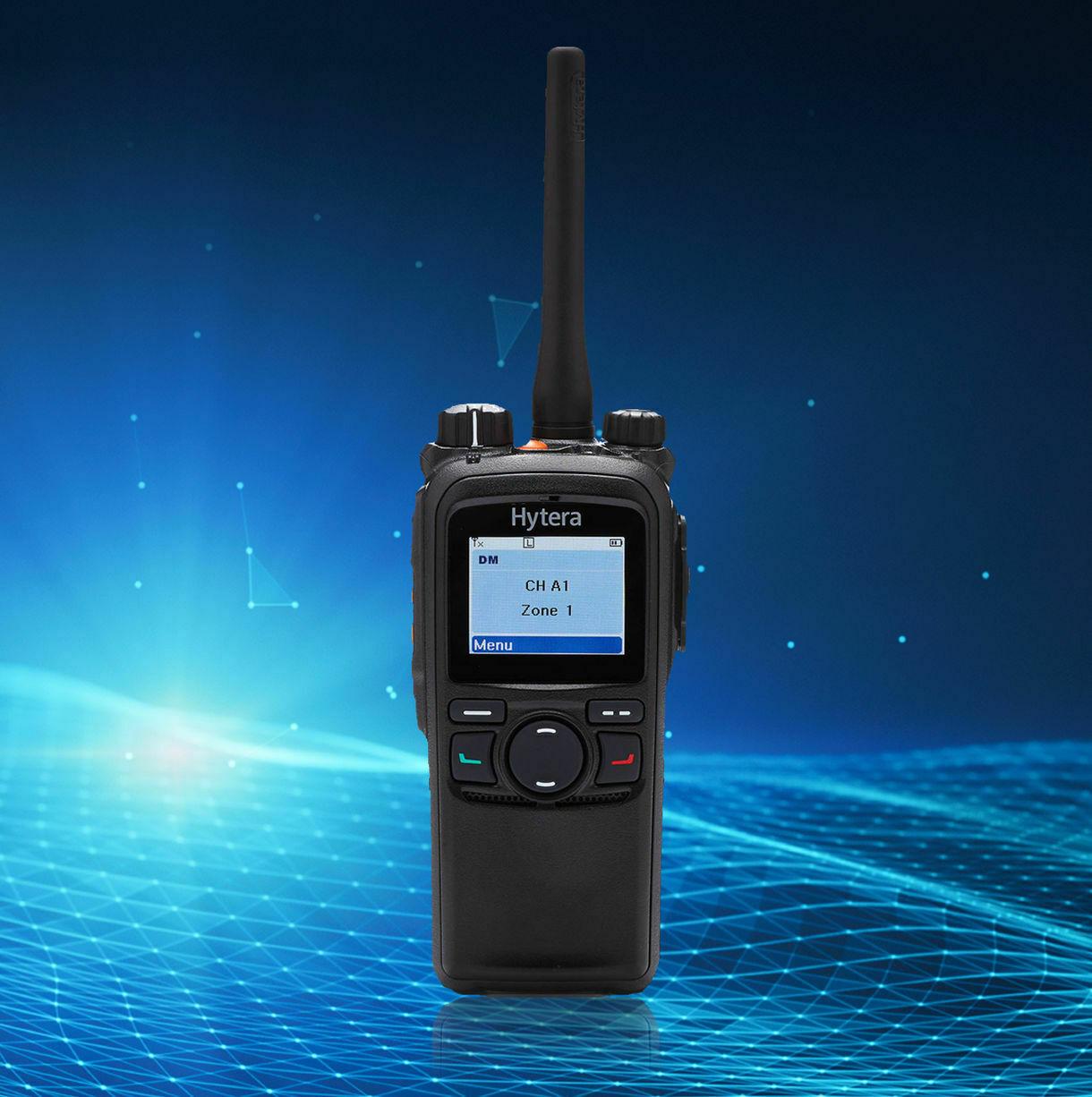 0000 hytera products blue PD755 9e59e0534cf8ef1f33324ce24984d979
