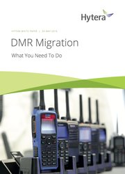 DMR Migration: What You Need To Do
