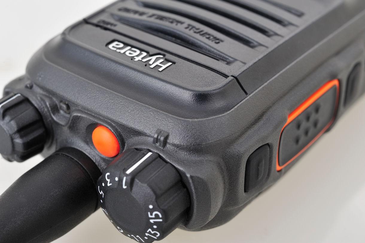 Hytera DMR Radios