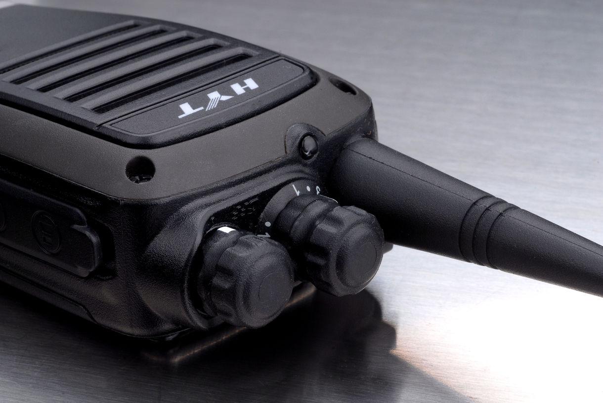 Hytera Analogue Radios