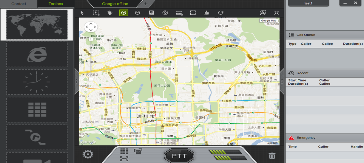 Smart Xpt Map