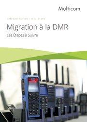 Migration à la DMR: comment procéder