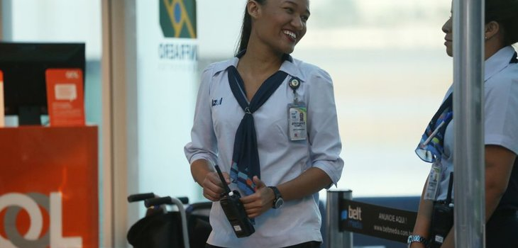 Azul Airlines Air Hostesses