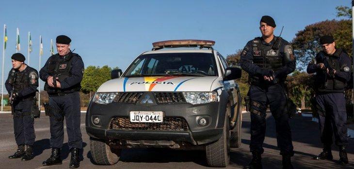 Brazilian Military Police 1
