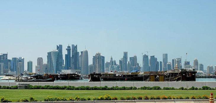 Doha Skyline 2662874 1920 Pixabay Web