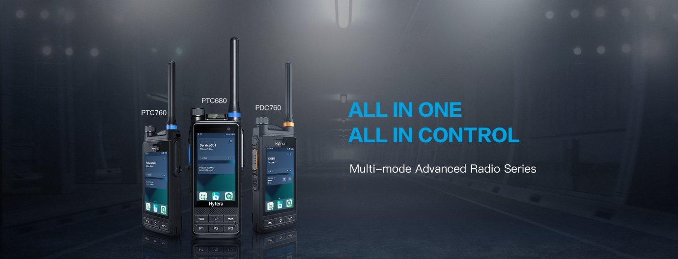 Multi Mode Advance Radio Portfolio