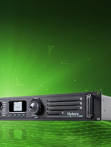 10100 hytera rd985 green