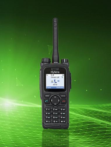 10100 hytera pt580 green