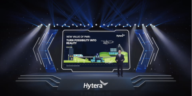 Hytera New Value of PMR