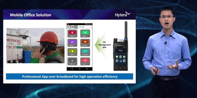 Hytera PMR Solutions for Oil and Gas Industry thumbnail
